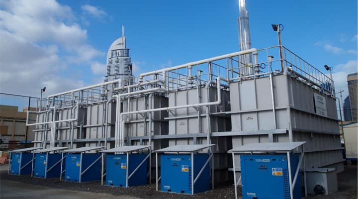 water plant cost